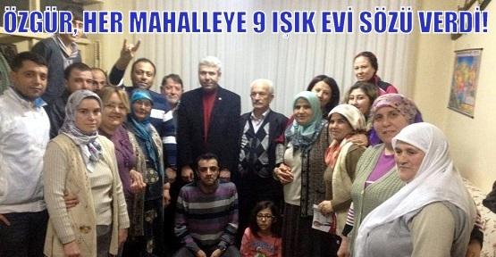 Alpay Özgür, Projelerini Anlatmaya Devam Ediyor!