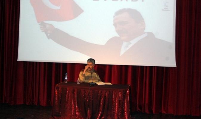 Uşak Alperen Ocakları M. Akif Ersoy'u Andı!