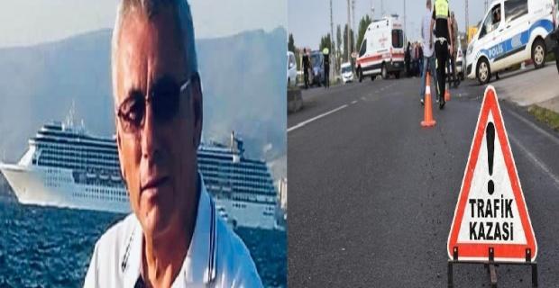 Uşak'lı sevilen taksici talihsiz kazada can verdi