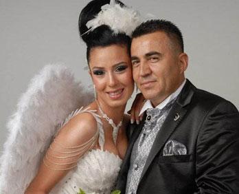 Antalya da Polis Memuru İsmail Türker Eşi Gülnur Türker i Öldürdükten Sonra İntihar Etti.