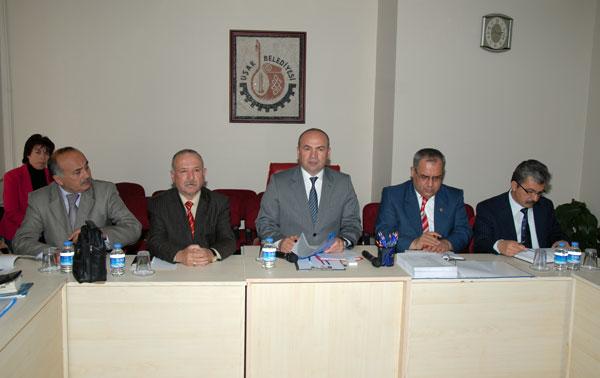 Belediye Başkanı Ali Erdoğan 2010 Yılı Faaliyet Raporunu Açıkladı.