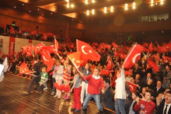 """BTP Genel Başkanı Prof. Dr. Haydar Baş Milli Kahramanlar Programı Bursa'dan: """"Her Şehirden Kabine Çıkarırız!"""