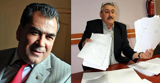 CHP Eşme Teşkilatı Oda Parası Yüzünden Karıştı!