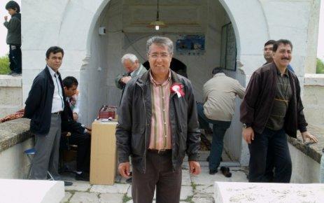 CHP Milletvekili Adayları Hacım Sultan'ı Anma Etkinliğine Katıldı