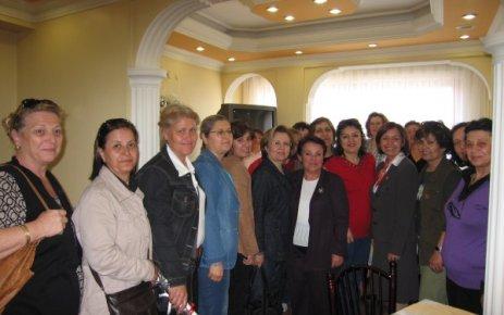 CHP Seçim Çalışmalarını Sevgi Mağazası Ziyareti İle Sürdürdü