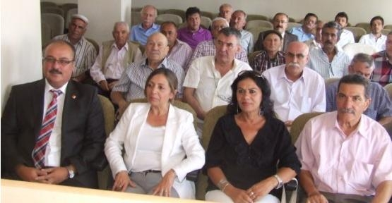 CHP Uşak Teşkilatı'nda Bayramlaşma