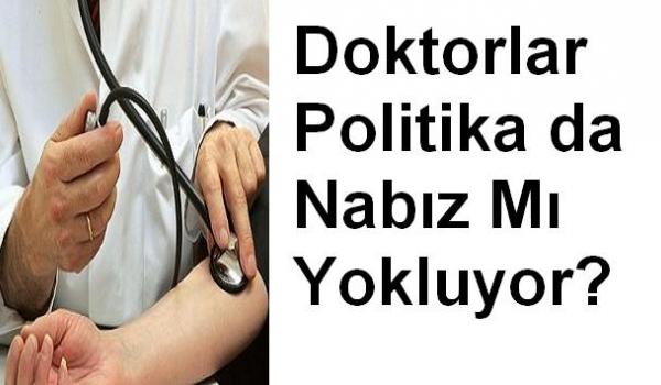 CHP'de Belediye Başkan Aday Adaylığı İçin Kulisler de Dört Doktor İsmi Konuşuluyor