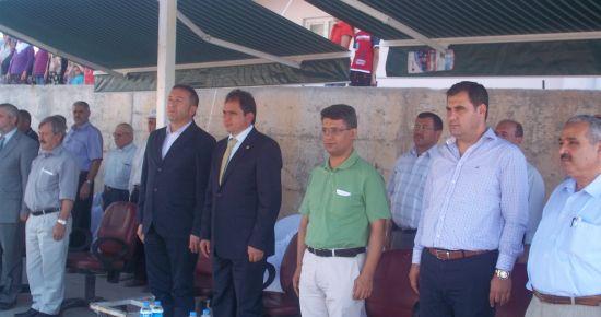 Değirmendere Osman Gazi Cami Temel Atma Töreni Yapıldı.