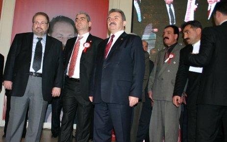 Demokrat Parti (DP.) Ankara da Milletvekili Adaylarının Tanıtımını Şölen Havasında Gerçekleştirdi.