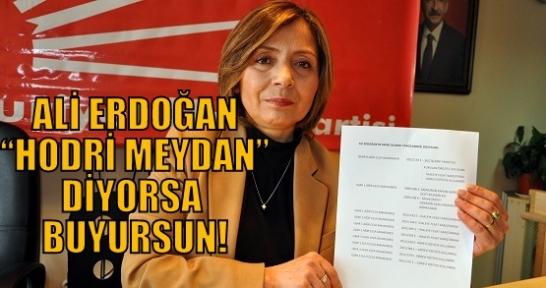 Dilek Yılmaz, Ali Erdoğan'ın Restine Restle Cevap Verdi!