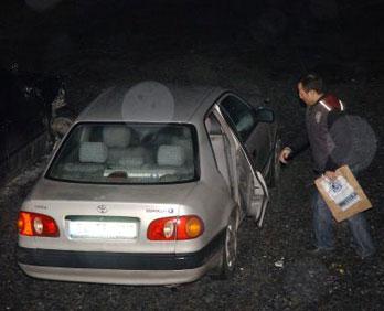Emekli Polis Gürcan Oğuz Otoparkta İntihar Etti. Kendini Vuran Gürcan Oğuz Öldü..