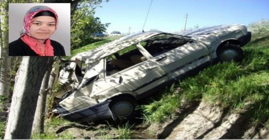 Gediz'de 2 Trafik Kazası! 2 Ölü!