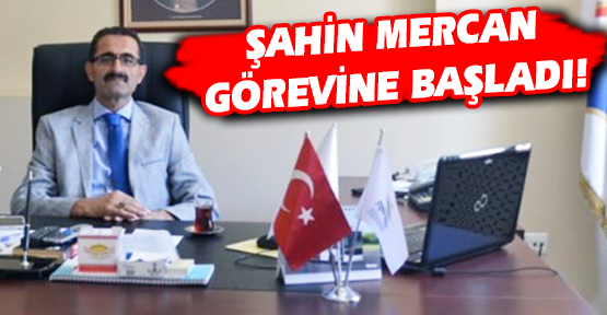 Gençlik Hizmetleri ve Spor İl Müdürlüğü'ne Şahin Mercan Atandı!