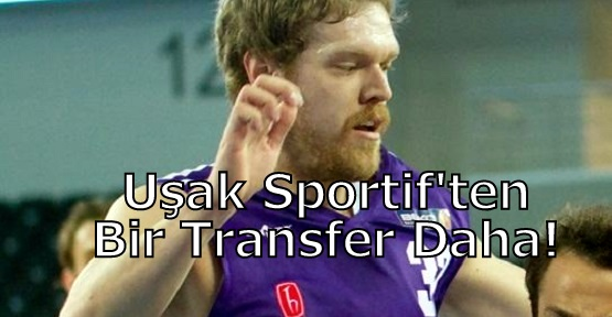 Hacettepe'li Ogün Sevinç'te Uşak Sportif'te!