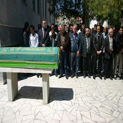İcra Memurlarından Kaçarken Ölen Ali Yayla'nın Cenaze Namazı Kılındı