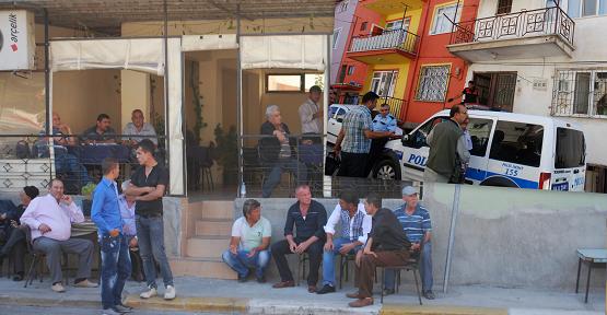 Kavgada Bıçaklanan Öfkeli Genç, Tüfekle Kahvehane Bastı!