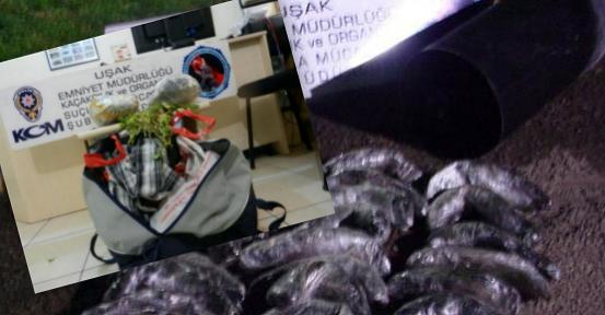 LPG Tankında Uyuşturucu Sevkiyatı Polise Takıldı!