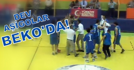 Mackolik.com Uşak, Beko Basketbol Ligi'nde!