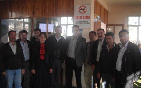MHP Milletvekili Adaylarından İl Özel İdaresi Çıkarması
