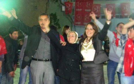 MHP Ortaköy'de Düşman Çatlattı!