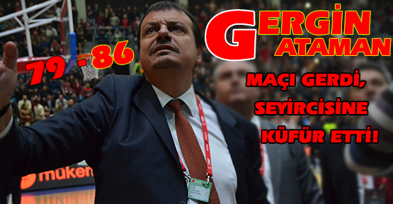 MuratBey Uşak Sportif Olaylı Maçı Kaybetti!