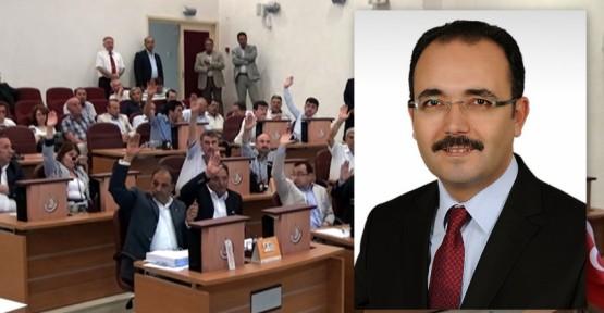 Ak Parti Belediye Meclisi Grup Başkanı Nurullah Cahan'dan Basın Açıklaması