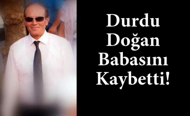 Öz Ege TV Yöneticisi Durdu Doğan'ın Acı Günü!