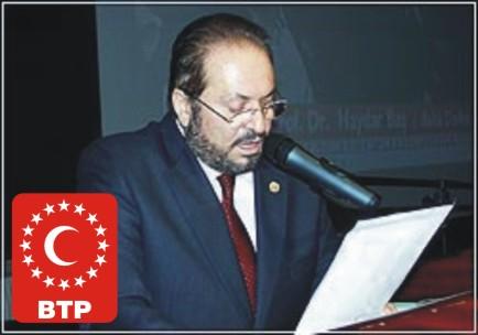 Prof. Dr. Haydar Baş Erbakan ın Vefatı Sebebi İle Bir Taziye Mesajı Yayımladı.