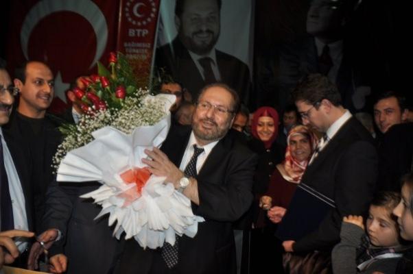 Prof. Dr. Haydar Baş'la Milli Kahramanları Anma Programlarının Startı İzmit'te (Kocaeli) Verildi