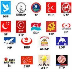 Seçimlere Hangi Siyasi Partiler Katılacak?