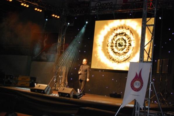Uşak'ta Şehri Sultan Geceleri Programı Gerçekleşti!