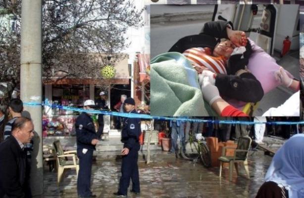 Sivaslı'da Boşanma Aşamasında Olduğu Karısını Bıçaklayarak Yaraladı!