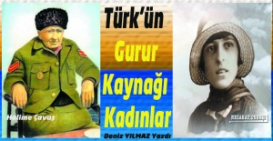 Dünyada Türkler dışında hangi millet ,gerektiğinde erkek olan kadınlar yetiştirir?