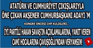 Atatürk'ün hiç değilse 10 Kasımlarda Cuma hutbelerinde yad edilmesini istemekten daha doğal ne var?