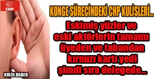 CHP'li delege kimsenin adamı olmayacak heyecan oluşturacak aday istiyor