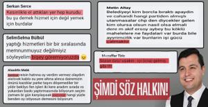 Uşak Belediye Başkanı Mehmet Çakın'ın Halkın Memnuniyetini Konu Alan Anket Çalışması Başına Bela Oldu! Halk Yorumlarda Eleştiri Bombardımanına Tuttu!
