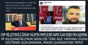 CHP Milletvekilli Özkan Yalım#039;...