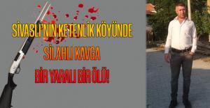 Sivaslı İlçemizin Ketenlik Köyünde Yaşanan Silahlı Tartışmada Kan Aktı