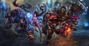 League Of Legends Oyun İçin Satın Alımları