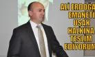 Ali Erdoğan, Belediye Başkanlığına Aday Olmayacağını Açıkladı!
