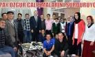 Alpay Özgür, Raylı Sistem Projesini Anlattı!