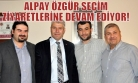 Alpay Özgür, Yerel Seçim Çalışmalarını Sürdürüyor!