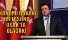 Bakan Zeybekçi Uşak'a Geliyor!