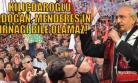 CHP Lideri Kılıçdaroğlu, Uşak'ta 5 Bin Seçmene Seslendi!