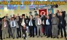 DSP Genel Başkanı Masum Türker Uşak'ta İktidara ve Ana Muhalefete Yüklendi!