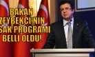 Ekonomi Bakanı Nihat Zeybekçi, Yarın Uşak'ta!