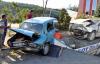 İzmir Yolu'nda Trafik Kazası! 5 Yaralı