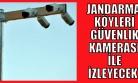 Köylerde Hırsızlığa Karşı Güvenlik Kamerası Kullanılacak!