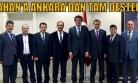 Nurullah Cahan, Bakan Zeybekçi'den Yatırım Sözünü Aldı!