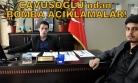 Nurullah Çavuşoğlu, Ali Erdoğan'ın Kendisini Tehdit Ettiğini Söyledi!